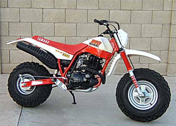 Yamaha Fat 120